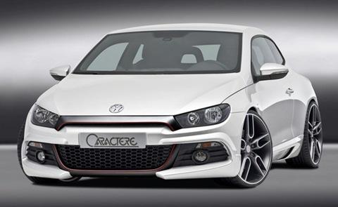 Caractere Volkswagen Scirocco
