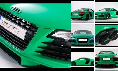 """Просмотр альбома """"MTM Audi R8"""""""