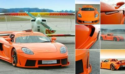 """Просмотр альбома """"Konigseder Porsche Carrera GT"""""""