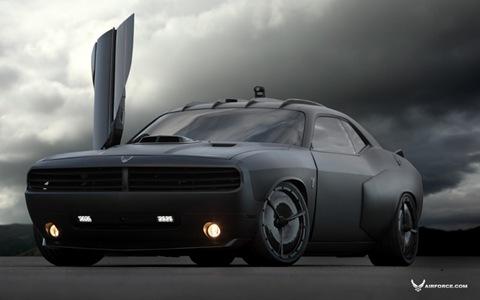 Dodge Challenger 'Vapor'
