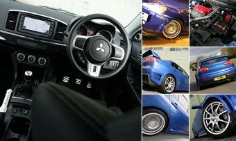 "Просмотр альбома ""Mitsubishi Lancer EVO X FQ-400"""