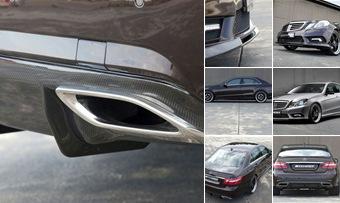 "Просмотр альбома ""Kicherer Mercedes E-Class W212"""