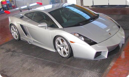 Lamborghini Gallardo REVENTON