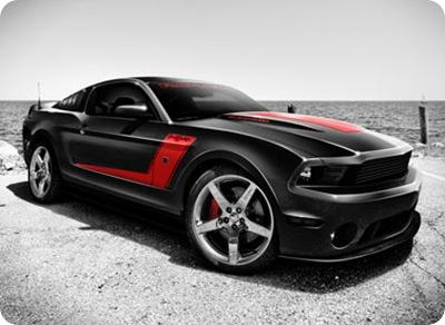 Roush Mustang 2010