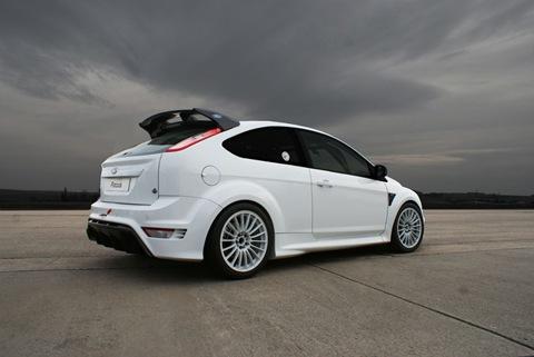 FH Köln Motorsport Team, Ford Focus RS
