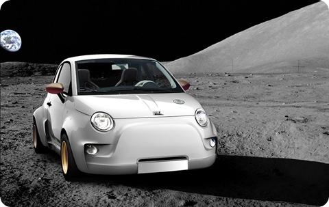Atomik Cars Fiat 500