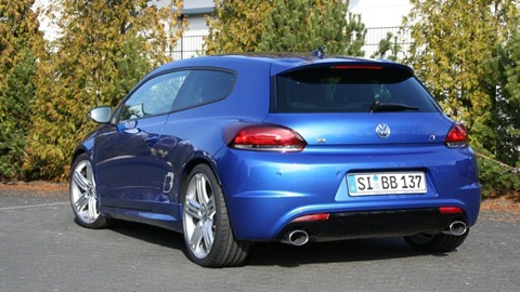 VW Scirocco R by B&B 1