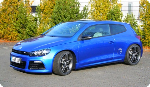 VW Scirocco R by B&B