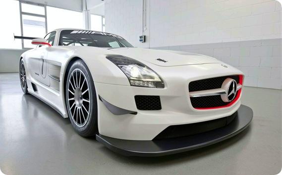 2011 Mercedes SLS AMG GT3 10
