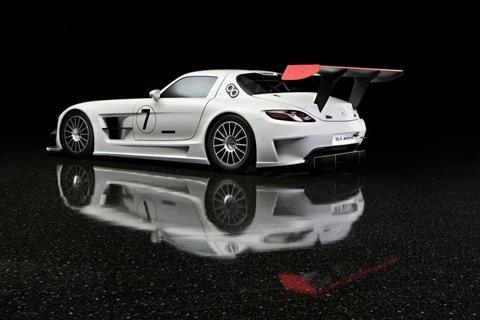 2011 Mercedes SLS AMG GT3 13