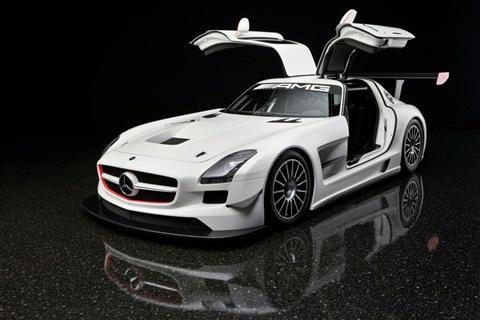 2011 Mercedes SLS AMG GT3 14