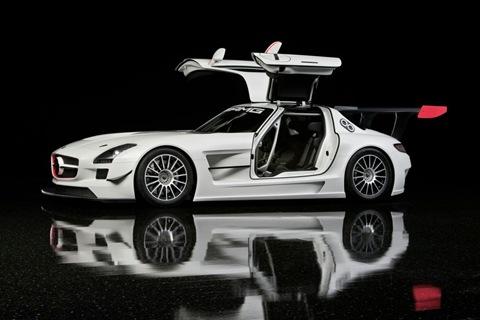 2011 Mercedes SLS AMG GT3 6