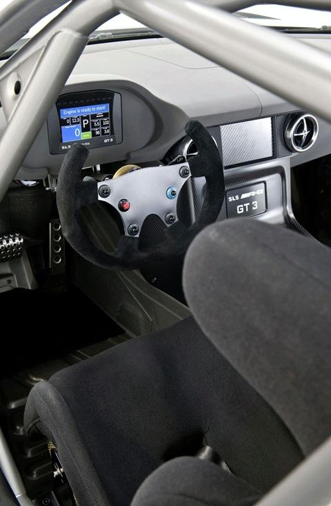 2011 Mercedes SLS AMG GT3 8