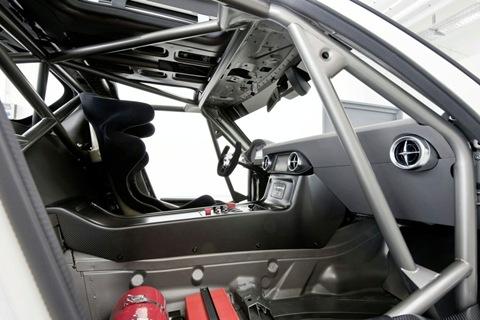 2011 Mercedes SLS AMG GT3 9