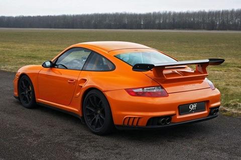 9ff DR700 Porsche 997 Turbo 4