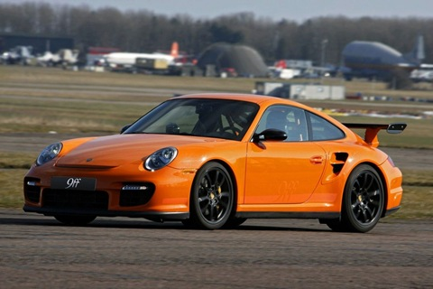 9ff DR700 Porsche 997 Turbo 5