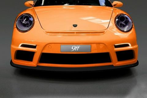 9ff DR700 Porsche 997 Turbo 8