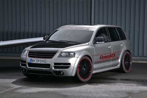 VW Touareg W12 Sport Edition by CoverEFX 22