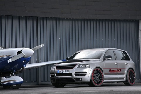 VW Touareg W12 Sport Edition by CoverEFX 23