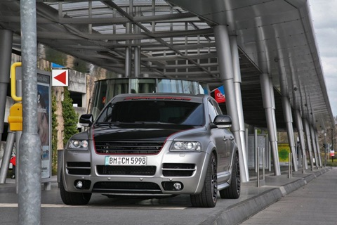 VW Touareg W12 Sport Edition by CoverEFX 5