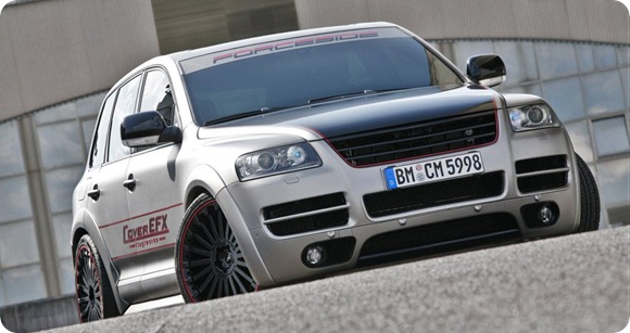 VW Touareg W12 Sport Edition by CoverEFX