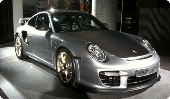 2011 Porsche 911 GT2 RS 2