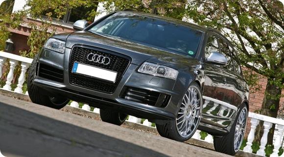 Audi RS6 by Schmidt Revolution 10