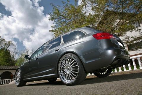Audi RS6 by Schmidt Revolution 12