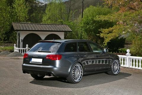 Audi RS6 by Schmidt Revolution 3