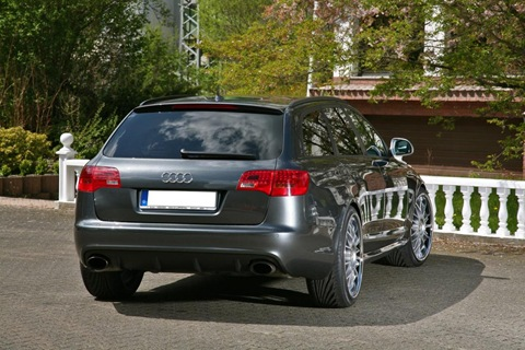 Audi RS6 by Schmidt Revolution 5