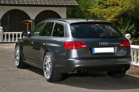 Audi RS6 by Schmidt Revolution 6