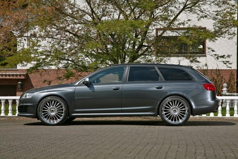 Audi RS6 by Schmidt Revolution 9