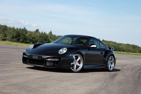 TechArt Aerodynamic Kit II for Porsche 911 Turbo 6