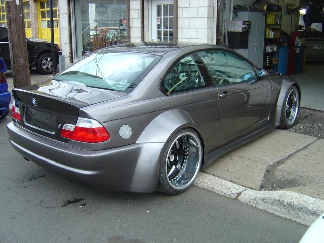Тюнинг BMW 3-series E46.