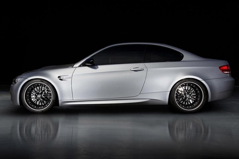 BMW M3 E92 by Emotion Wheels 3