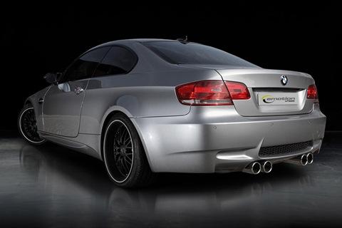 BMW M3 E92 by Emotion Wheels 4