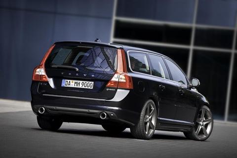 Volvo V70 T6 AWD R-Design by Heico Sportiv 10