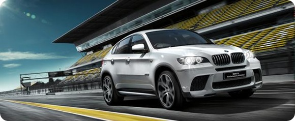BMW X6 Performance Unlimited 1