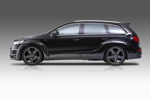 JE Design Q7 S-line widebody 1