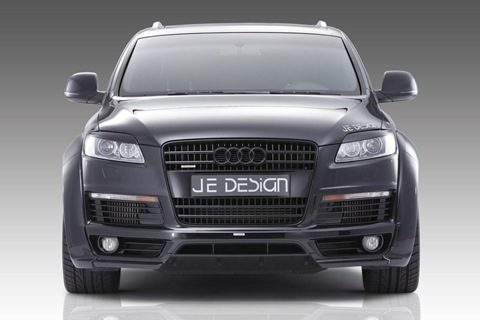 JE Design Q7 S-line widebody 3