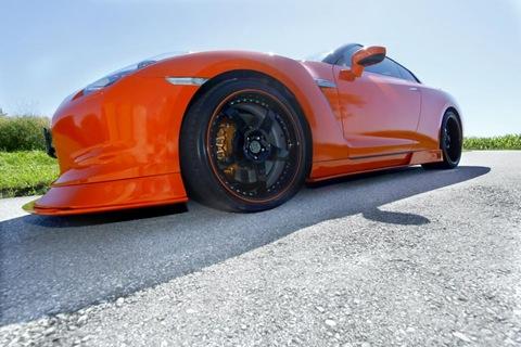 Nissan GT-R tuned by Koenigseder 13