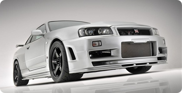 Nissan Skyline R34 GT-R by JAPO Motorsport0