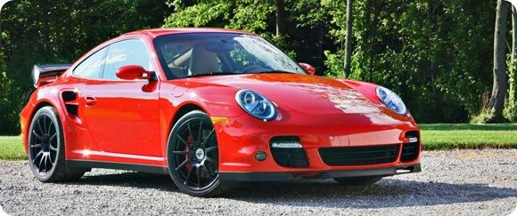 Switzer P800 package for Porsche 911 Turbo Tiptronic 11