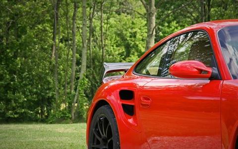 Switzer P800 package for Porsche 911 Turbo Tiptronic 6