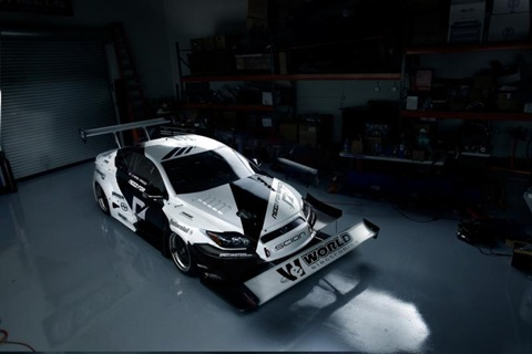 1100hp Scion tC AWD racer by Team NFS 3
