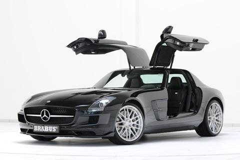 BRABUS-Mercedes-SLS-AMG-1