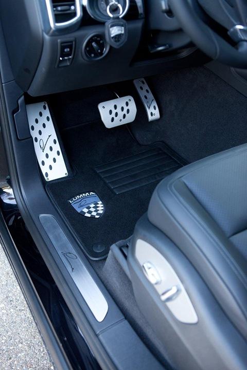 Porsche Cayenne II by Lumma Design 2