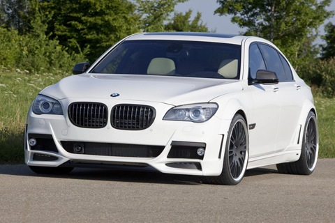 BMW 760Li by Lumma Design 12