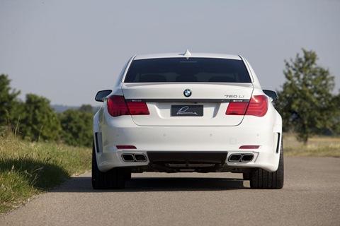 BMW 760Li by Lumma Design 15