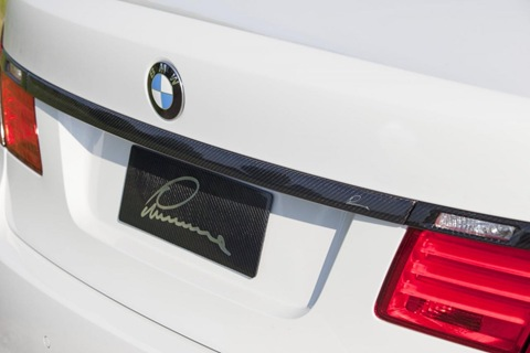 BMW 760Li by Lumma Design 5